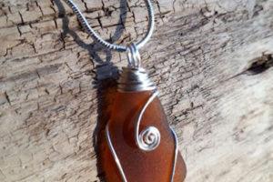 Original Sea Glass Pendants